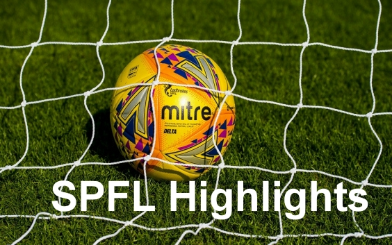 SPFL Highlights 20 Sept