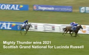 A 1 – 2 for Scotland in the Coral Scottish Grand National!