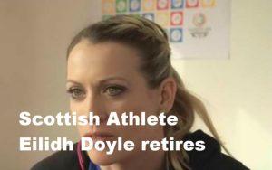 Eilidh Doyle: Scottish athlete and Olympic medallist retires
