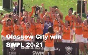 Glasgow City secure 14th successive SWPL title